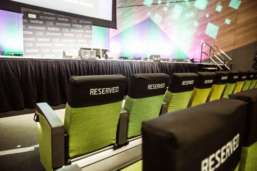 platinum pass reserved seating